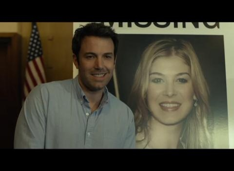 News video: Ben Affleck, Rosamund Pike In