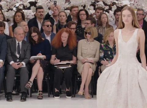 News video: Christian Dior - Haute Couture Collection Autumn/ Winter 2014/15