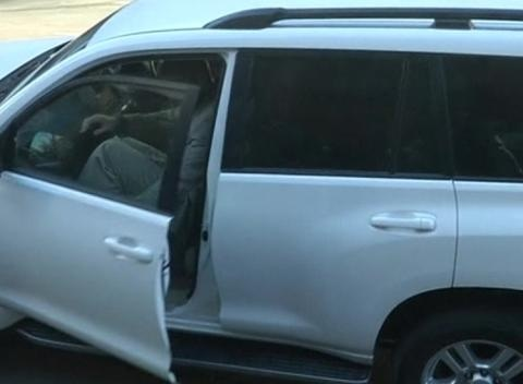 News video: Pistorius and Defence Team Arrive at Court Before Closing Case in Murder Trial