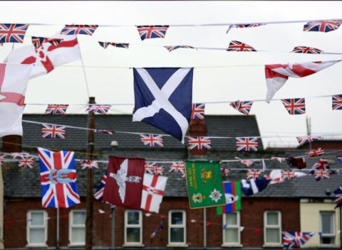 News video: Scottish Bid to Break Up U.K. Prompts Dread Among North Irish Loyalists