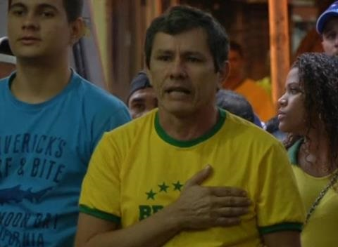News video: Brazil Fans in Rio Leave Half Way Through World Cup Semi-Final