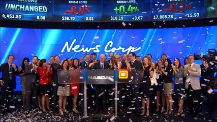 News video: Wall Street Journal Celebrates 125th Anniversary