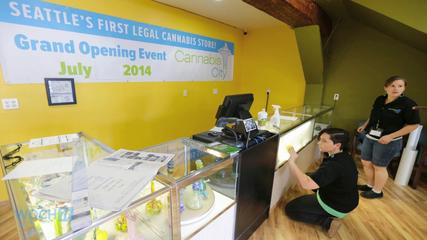 News video: Washington Poised To Start Legal Marijuana Sales